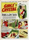 Cover For Girls' Crystal 958