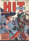 Cover For Hit Comics 15 (fiche)