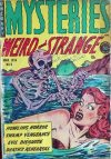 Cover For Mysteries Weird and Strange 6 (digicam)