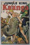 Cover For Kaänga Comics 5