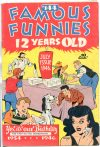 Cover For Famous Funnies 144