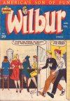 Cover For Wilbur Comics 20
