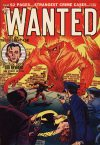 Cover For Wanted Comics 32