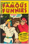 Cover For Famous Funnies 183