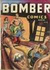 Cover For Bomber Comics 4