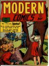 Cover For Modern Comics 96
