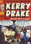 Cover For Kerry Drake Detective Cases 9