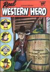Cover For Real Western Hero 72