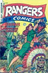 Cover For Rangers Comics 57