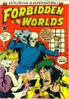 Cover For Forbidden Worlds 31