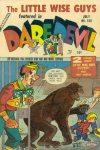 Cover For Daredevil Comics 100