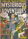 Cover For Mysterious Adventures 20