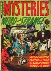 Cover For Mysteries Weird and Strange 5