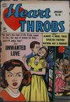 Cover For Heart Throbs 26
