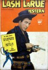 Cover For Lash Larue Western 3
