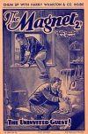 Cover For The Magnet 1635 Rough on His Rival!
