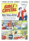 Cover For Girls' Crystal 912