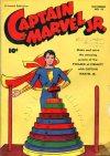 Cover For Captain Marvel Jr. 55