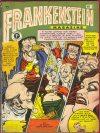 Cover For Frankenstein 3