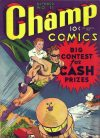Cover For Champ Comics 11