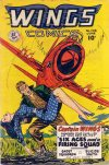 Cover For Wings Comics 106