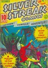 Cover For Silver Streak Comics 1