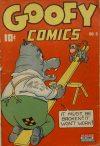 Cover For Goofy Comics 5