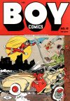 Cover For Boy Comics 18