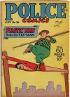 Cover For Police Comics 56
