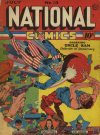 Cover For National Comics 13