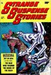 Cover For Strange Suspense Stories 1