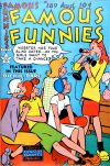 Cover For Famous Funnies 189