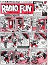 Cover For Radio Fun 852