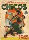 Cover For Chicos Almanaque para 1945