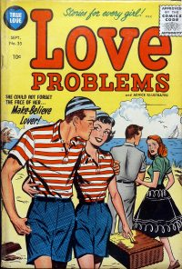 Large Thumbnail For True Love Problems and Advice Illustrated #35