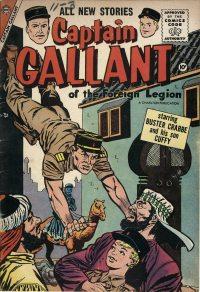 Large Thumbnail For Captain Gallant #2
