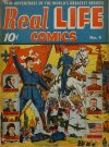 Cover For Real Life Comics 4