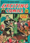 Cover For Exciting Comics 50