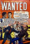 Cover For Wanted Comics 37