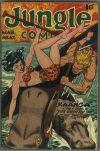 Cover For Jungle Comics 63