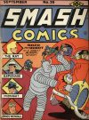 Cover For Smash Comics 26