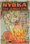 Cover For Nyoka the Jungle Girl 20
