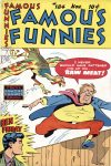 Cover For Famous Funnies 184