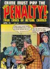 Cover For Crime Must Pay the Penalty 25