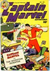 Cover For Captain Marvel Adventures 109