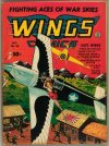 Cover For Wings Comics 38