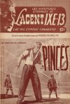 Cover For L'Agent IXE 13 v2 70 Pincés