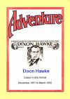Cover For Dixon Hawke Cases in Strip Format