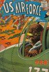 Cover For U.S. Air Force Comics 1