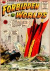 Cover For Forbidden Worlds 35